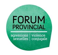 forum provincial agressions sexuelles violence